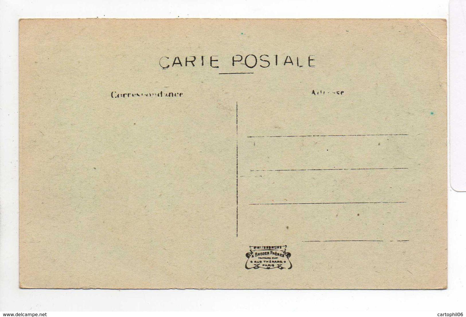- CPA SAINT-QUENTIN (02) - Orphelinat Hilaire Cordier - Bâtiment Principal (avec Personnages) - Edition A. Breger 117 - - Saint Quentin