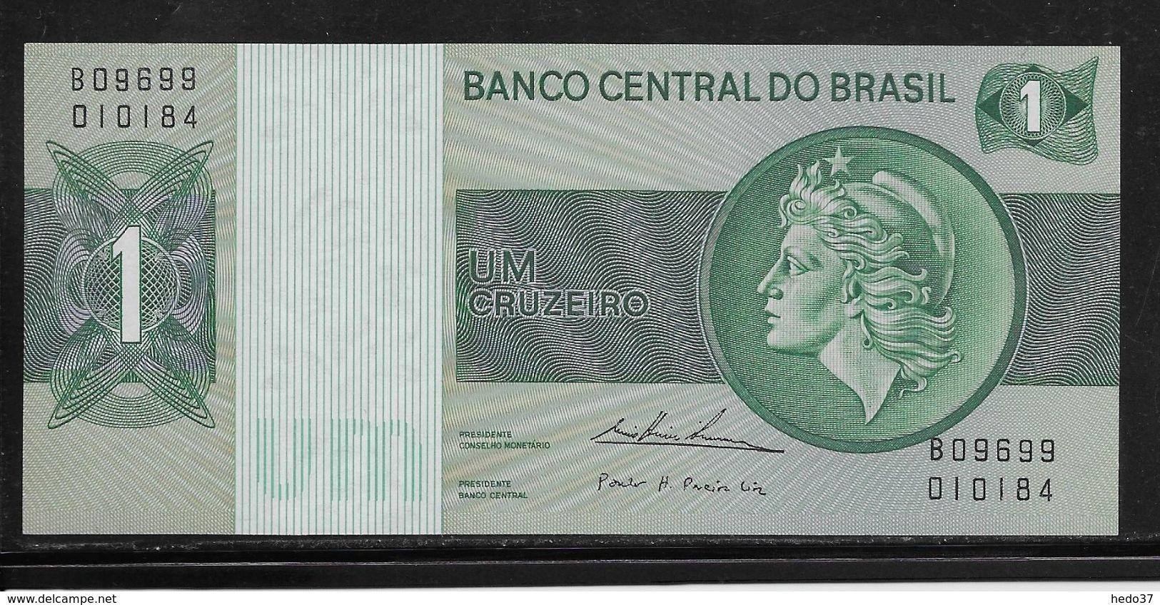Brésil - 1 Cruzeiro - Pick N°191A - Neuf - Brésil