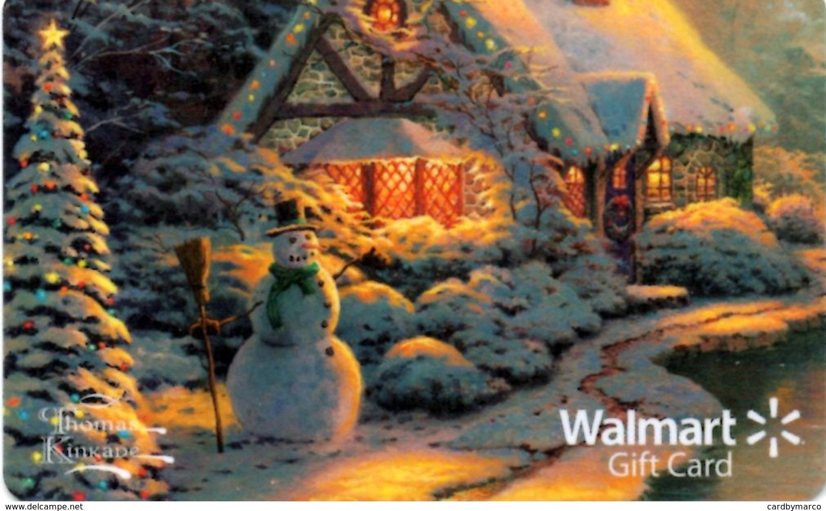 *U.S.A. - NATALE* -  GIFT CardNUOVA (MINT) - Natale