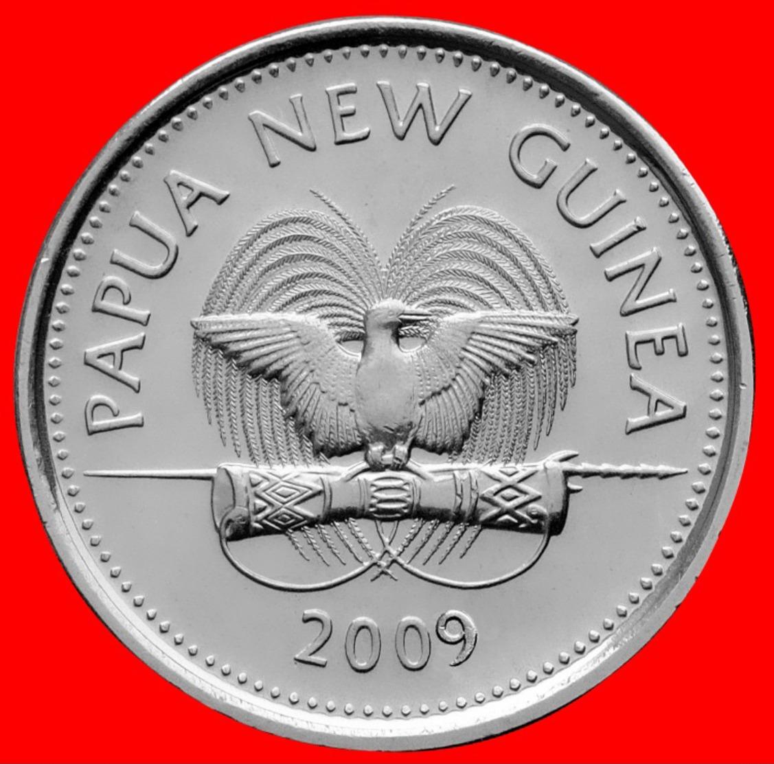 Papua New Guinea, 5 Toa 2009 - Papouasie-Nouvelle-Guinée