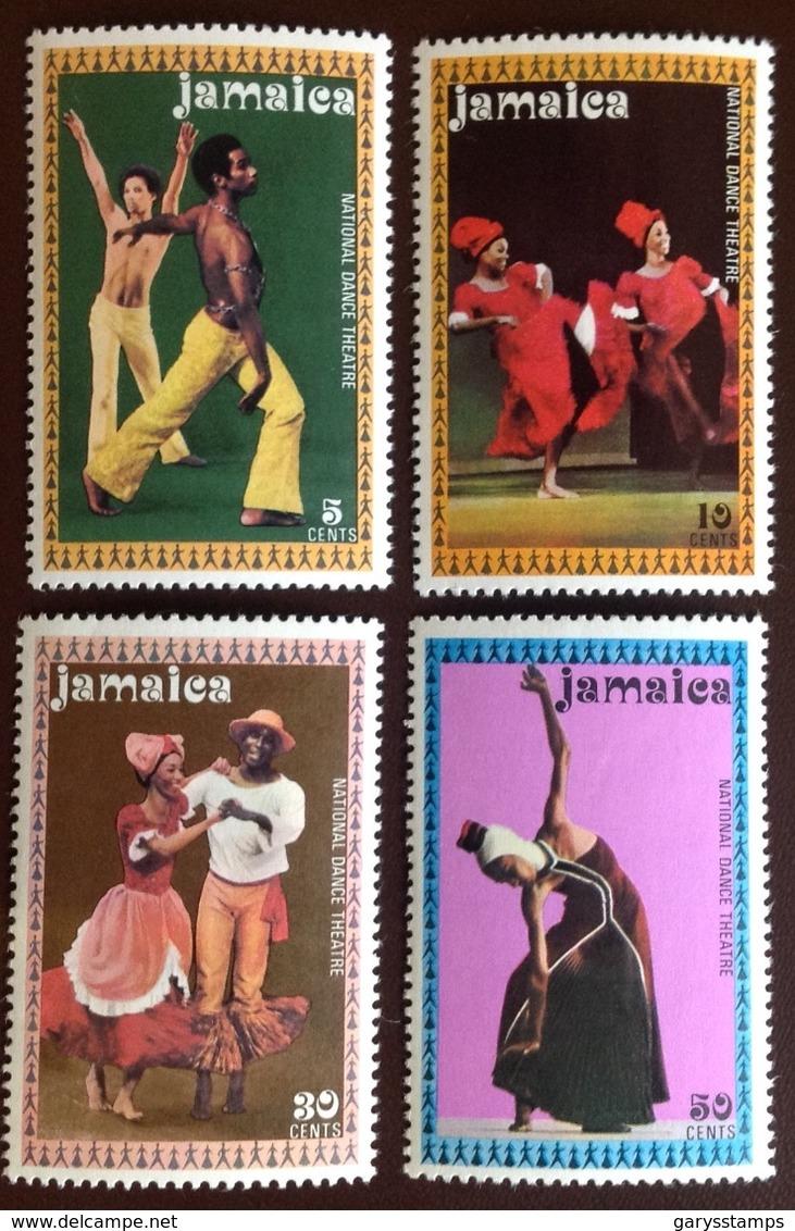 Jamaica 1974 National Dance Theatre MNH - Jamaica (1962-...)