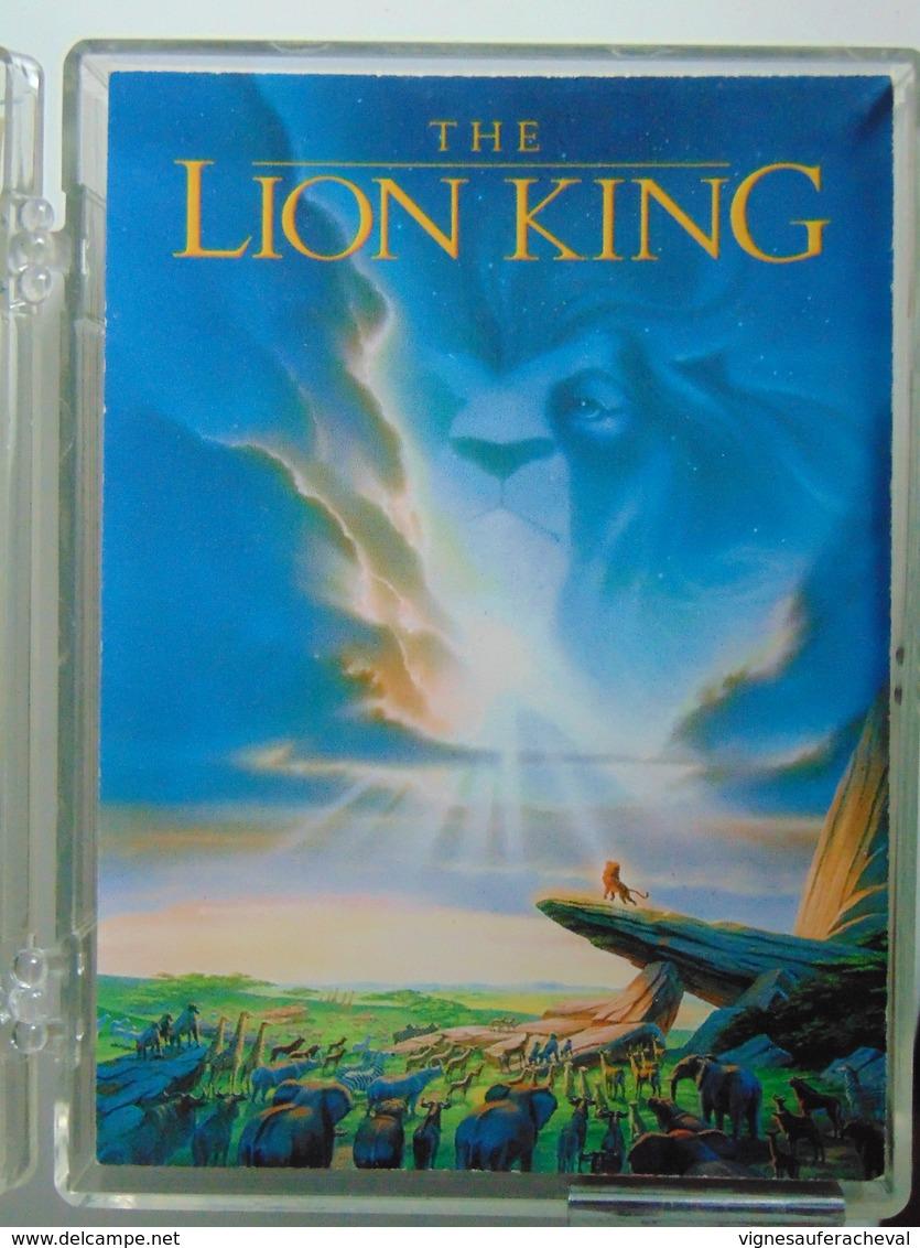 Cartes Disney The Lion King Serie I By Skybox (20 Cartes Vendues Séparément) - Disney