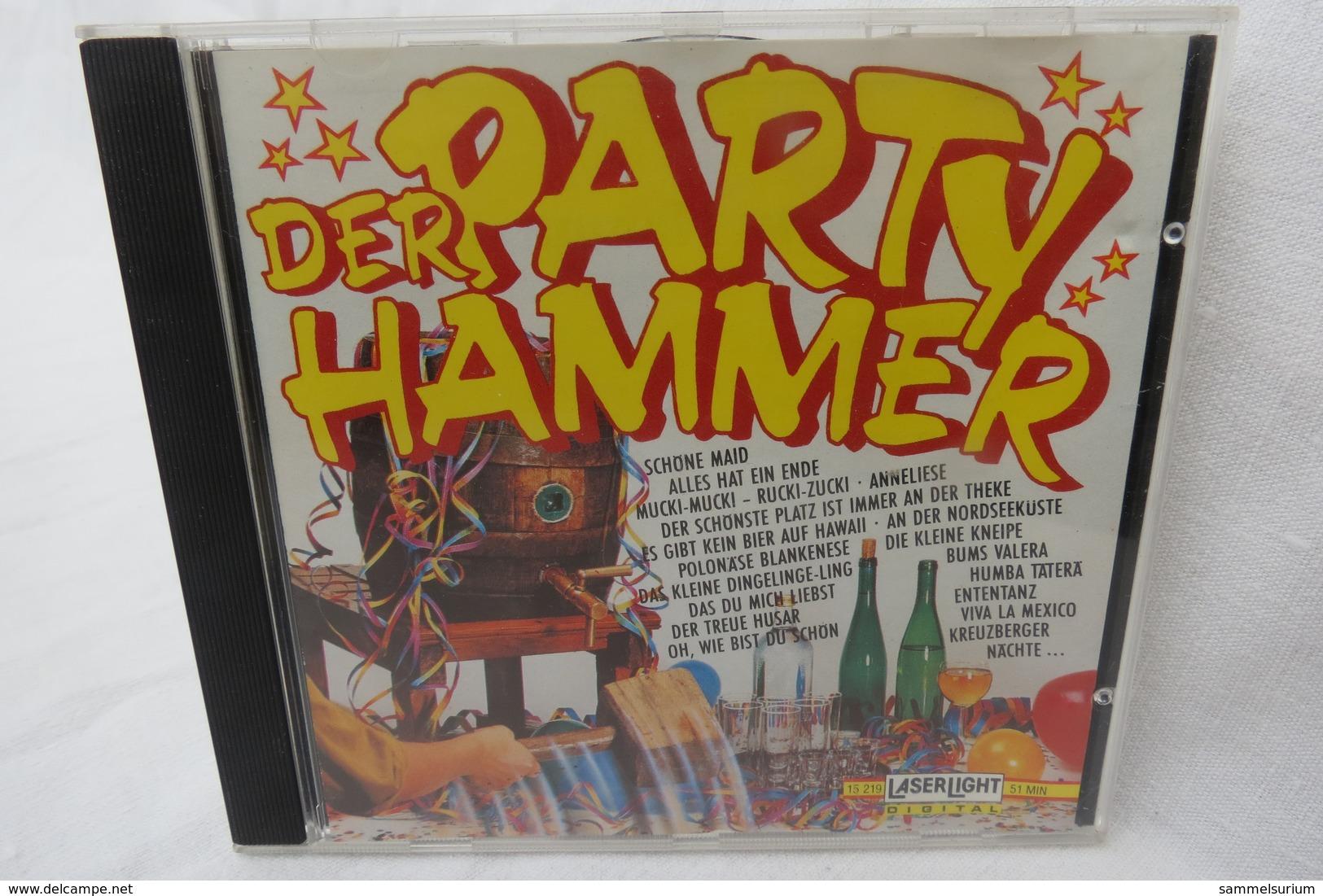 """CD """"Der Party Hammer"""" - Sonstige - Deutsche Musik"""