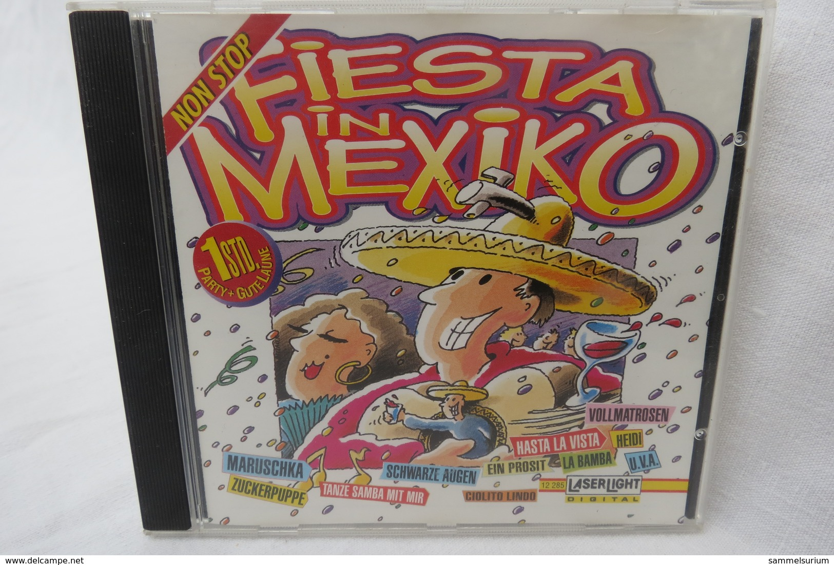 """CD """"Fiesta In Mexiko"""" 1 Stunde Party Und Gute Laune - Sonstige - Deutsche Musik"""