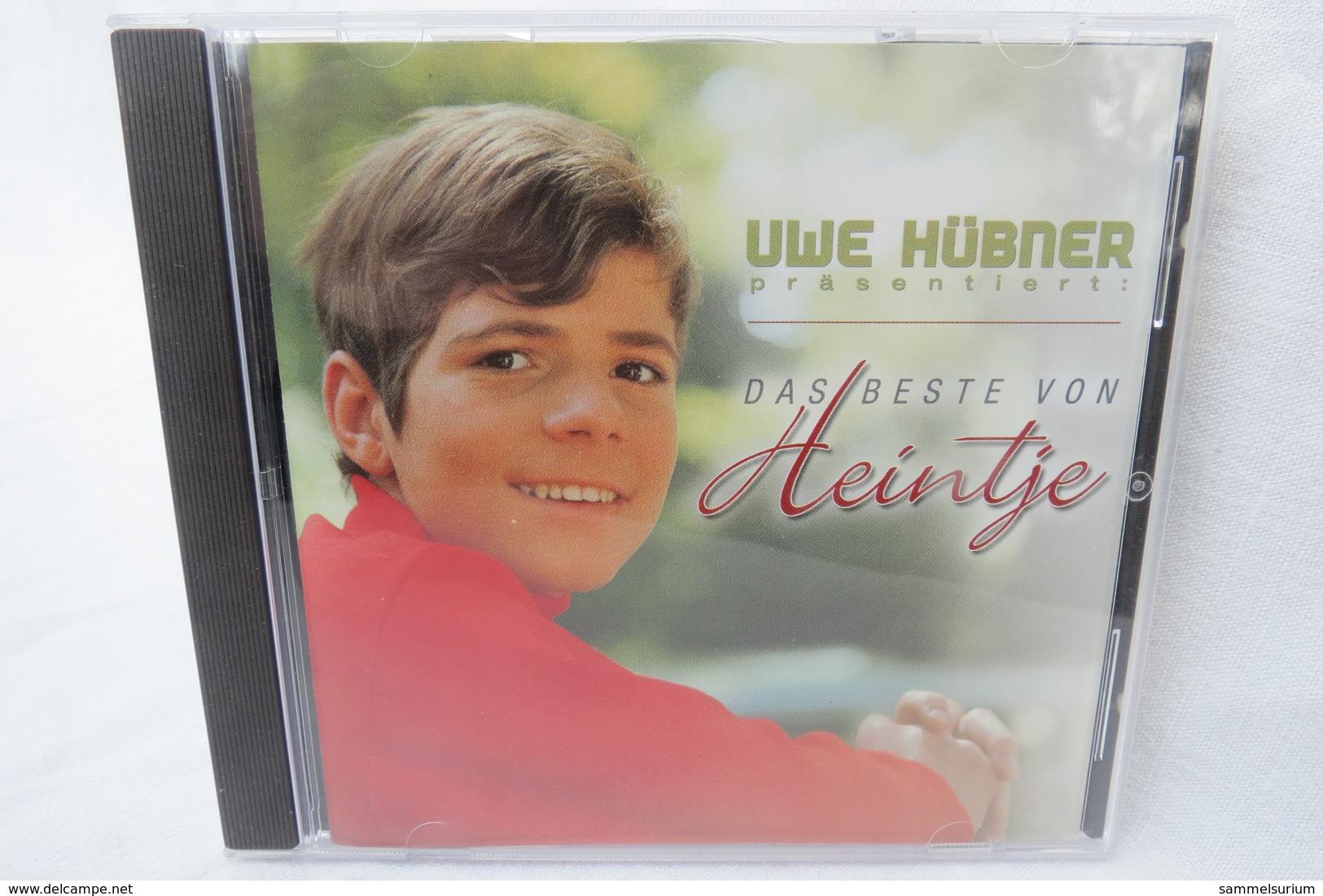"""CD """"Heintje"""" Das Beste Von Heintje Präsentiert Von Uwe Hübner - Sonstige - Deutsche Musik"""