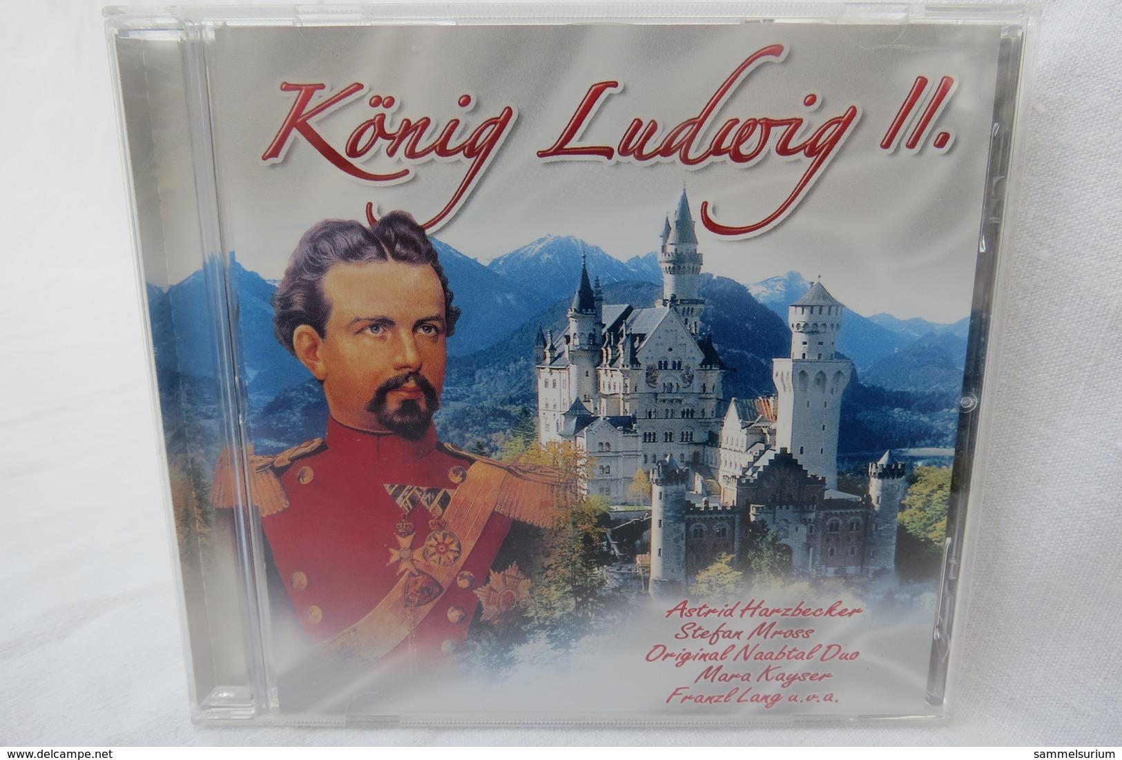 """CD """"König Ludwig II."""" Div. Interpreten - Musik & Instrumente"""