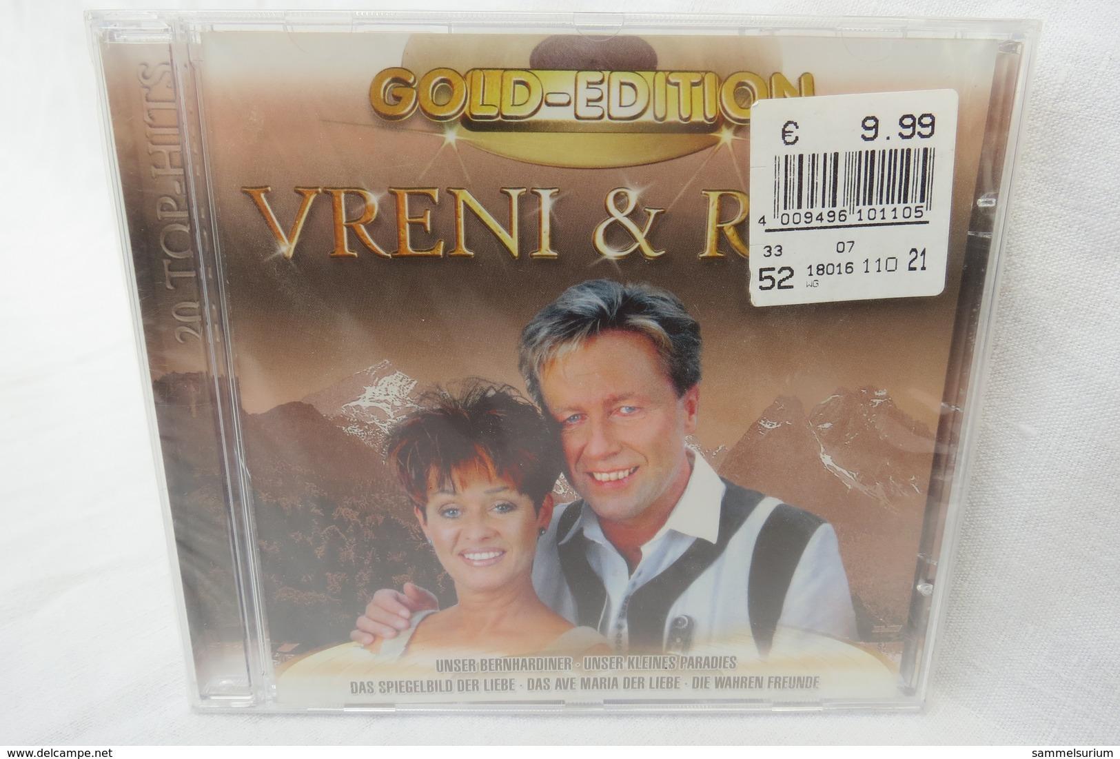 """CD """"Vreni & Rudi"""" Gold-Edition, Ungeöffnet, Orig. Eingeschweißt - Sonstige - Deutsche Musik"""