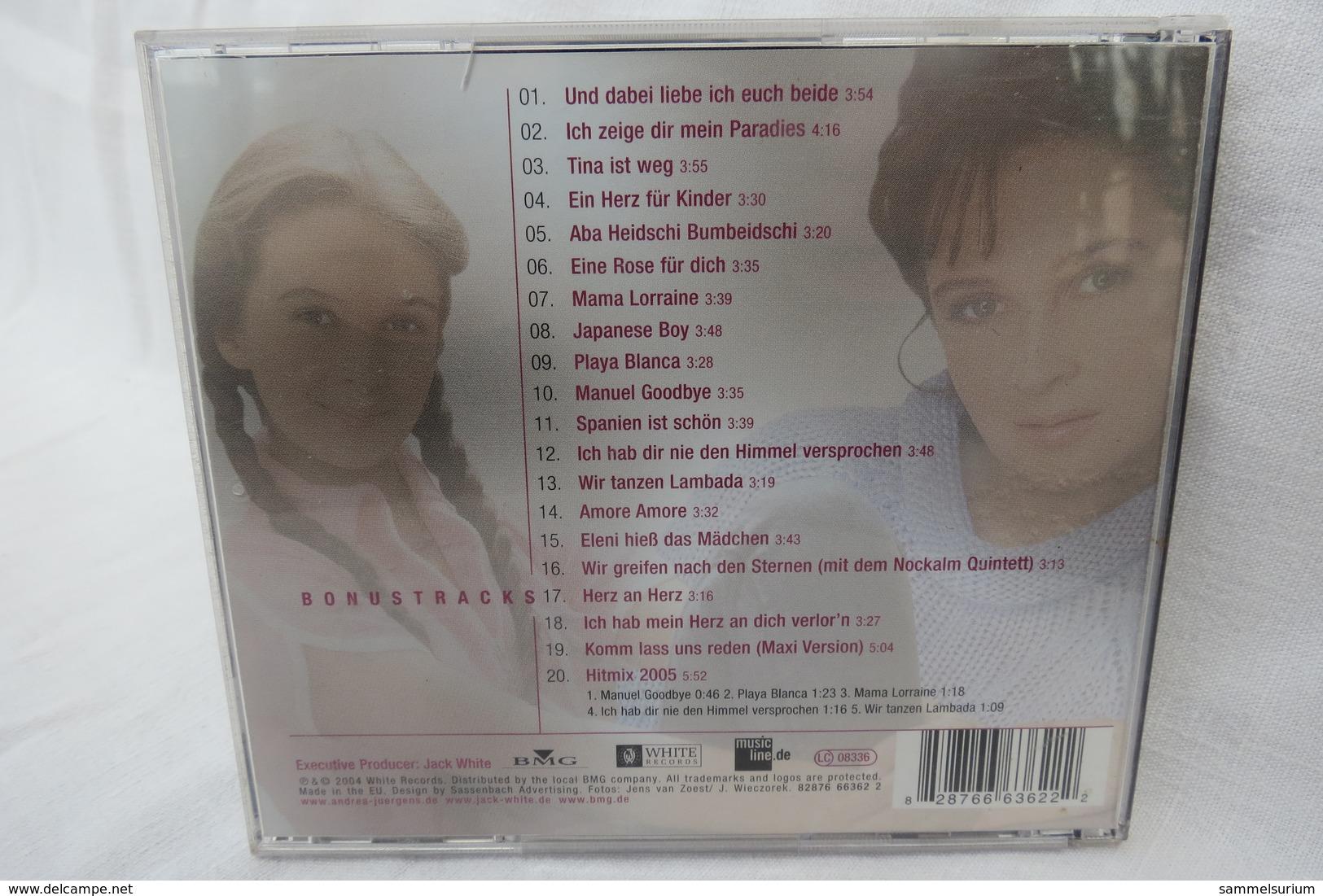 """CD """"Andrea Jürgens"""" Best Of - Sonstige - Deutsche Musik"""