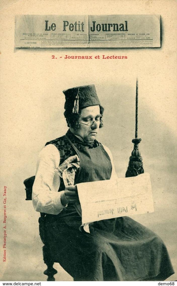 Journaux Et Lecteurs  Le Petit Journal - Français