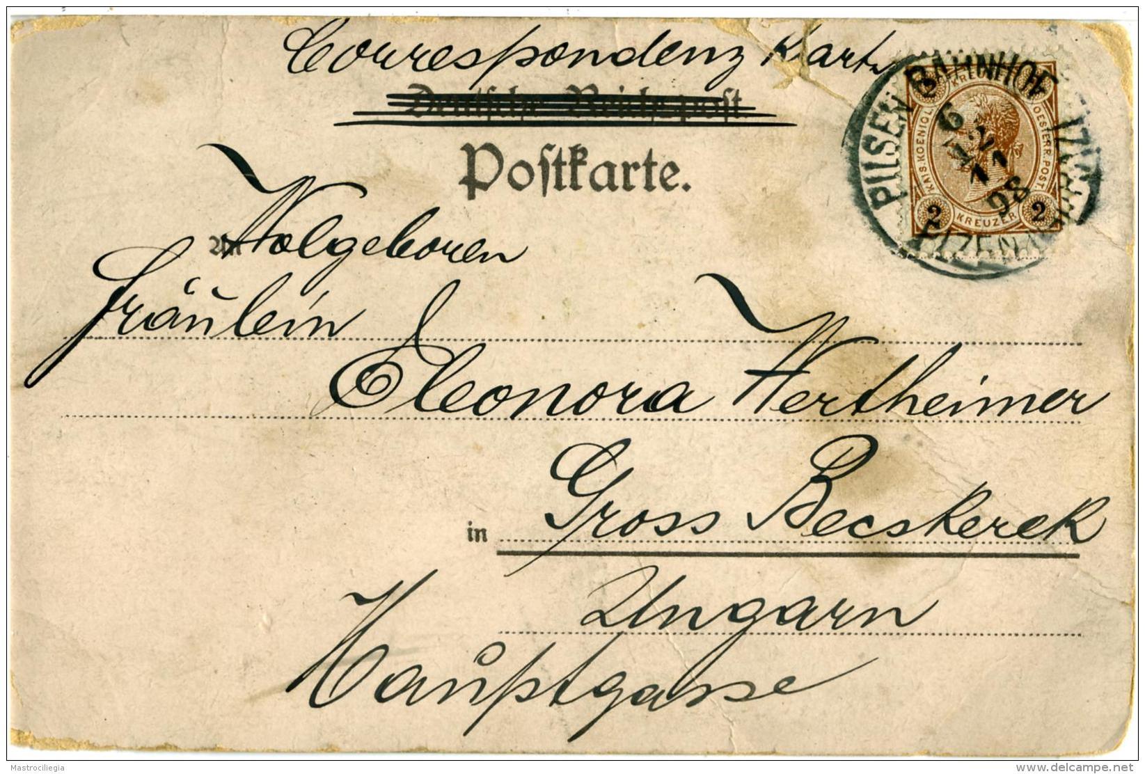 GERMANIA  SACHSEN  DRESDEN  Frauenkirche  Neumarkt Mit Lutherdenkmal  1898  Austria Stamp Plzen - Dresden