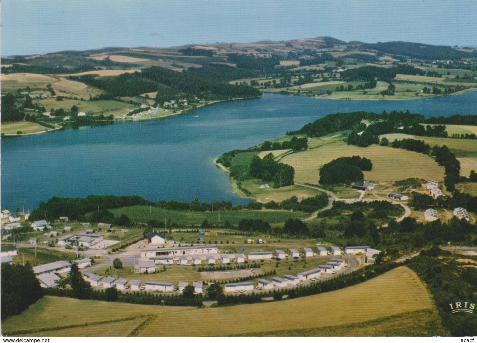Le Lac De Villefranche-de-Panat (12) - - Frankreich