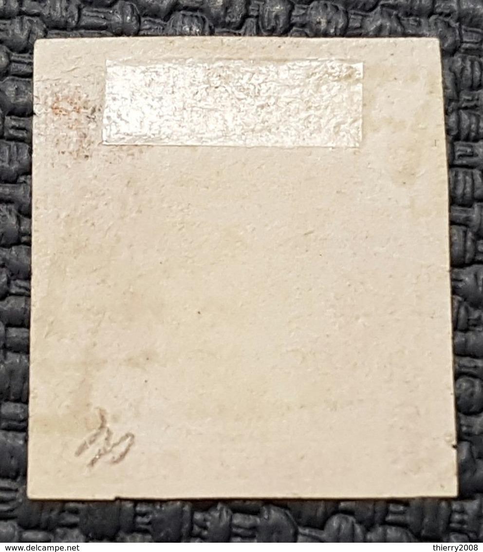 Cérès N° 6B Avec Oblitération Grille De 1849 à 5% De La Cote, Etat Bien - 1849-1850 Ceres