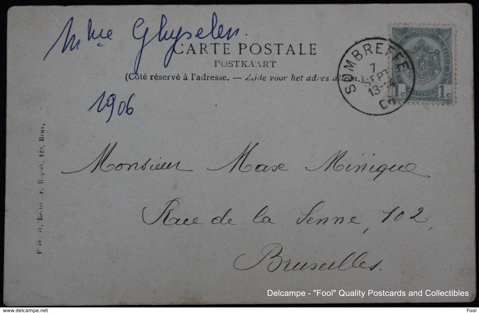 Sombreffe - Le Calvaire 1906 - Sombreffe