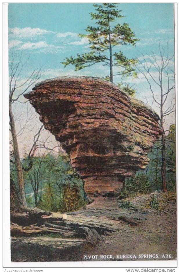 Arkansas Eureka Springs Pivot Rock Curteich