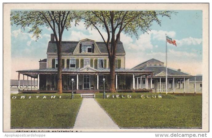 New Jersey Hackensack Oritani Field Club