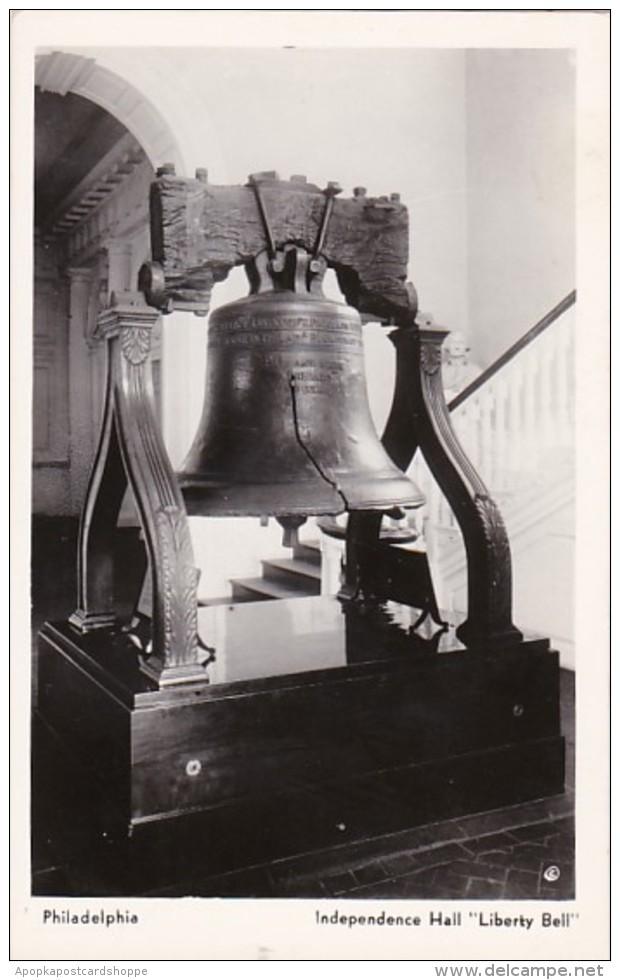 Pennsylvania Philadelphia Independence Hall Liberty Bell Real Ph