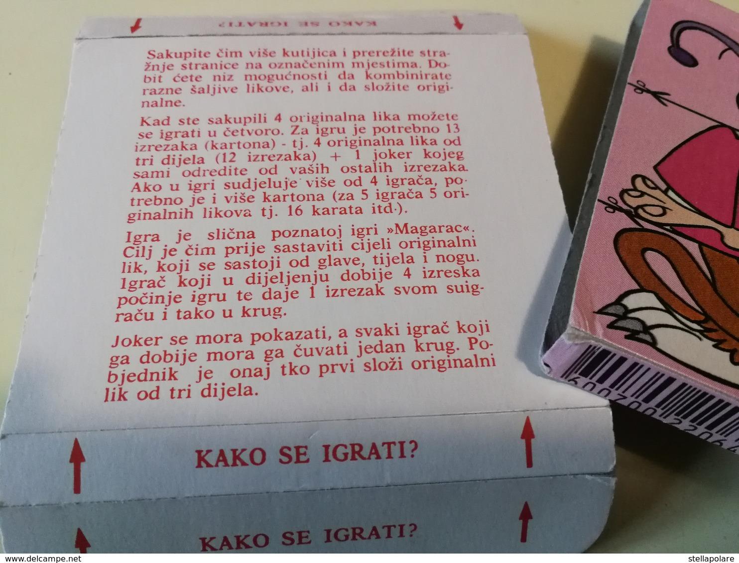 KRAS SPEKTAR BUBBLE GUM VINTAGE PACKET YUGOSLAVIA ZVAKE - Other Collections