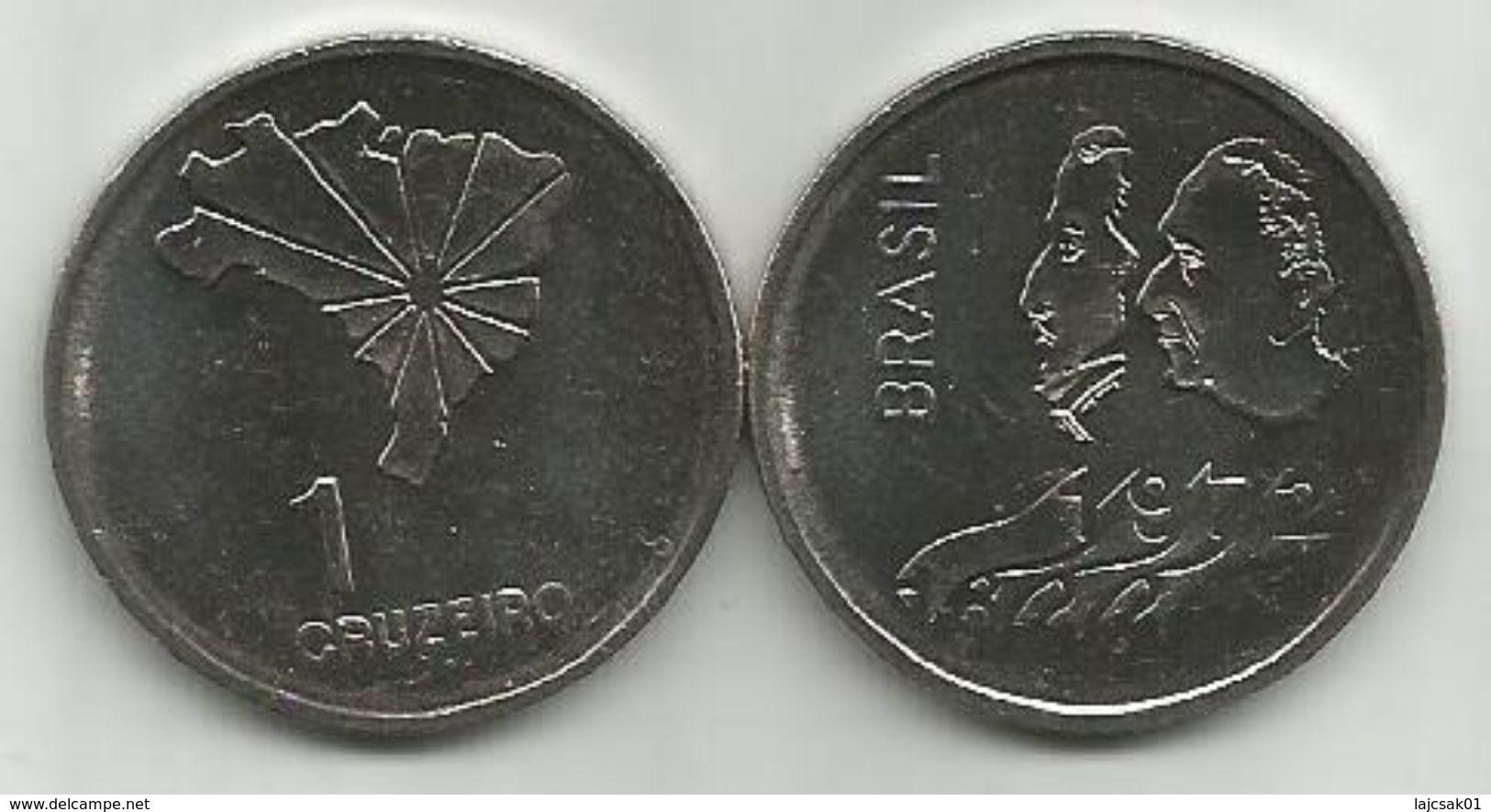 Brazil 1 Cruzeiro 1972. KM#582 150th Anniversary Of The Independence Of Brazil - Brésil
