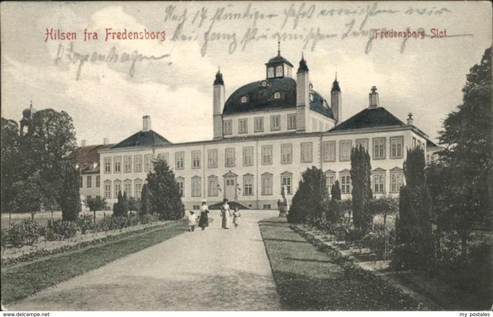 60872169 Fredensborg Fredensborg Slot / Fredensborg / - Danimarca