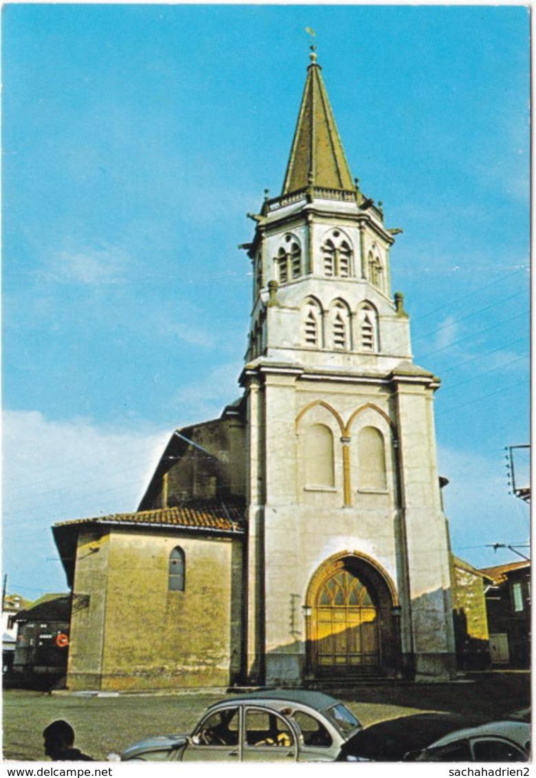 31. Gf. RIEUMES. L'église. 11533 - Sonstige Gemeinden