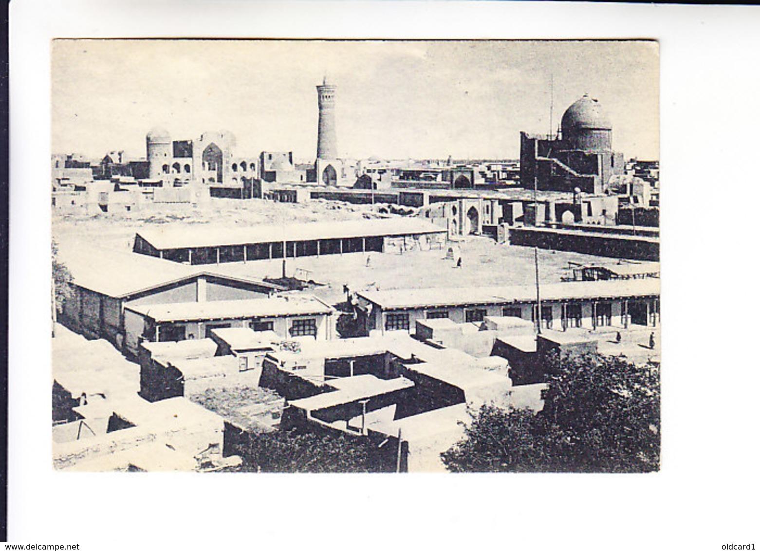 Middle Central Asia BUKHARA GENERAL VIEW - Uzbekistan