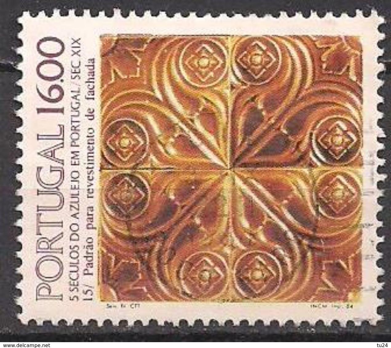 Portugal  (1984)  Mi.Nr.  1641  Gest. / Used  (11ew09) - 1910-... République