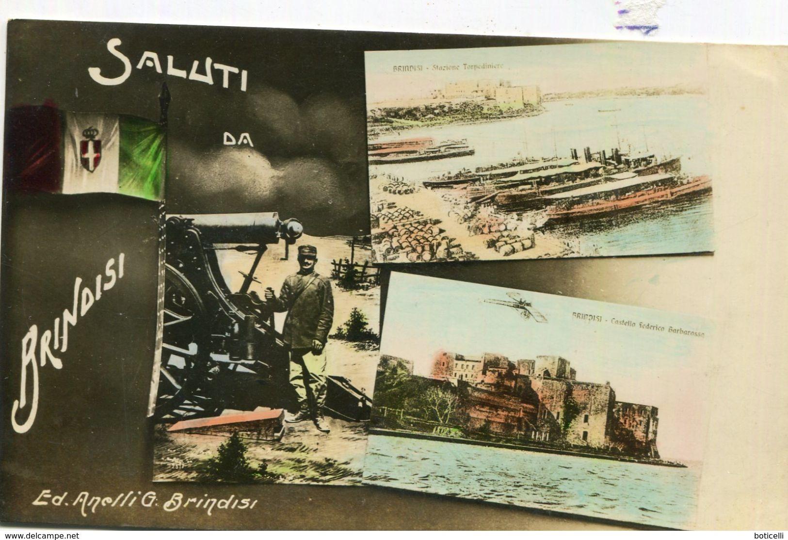 ITALIE BRINDISI - Italia
