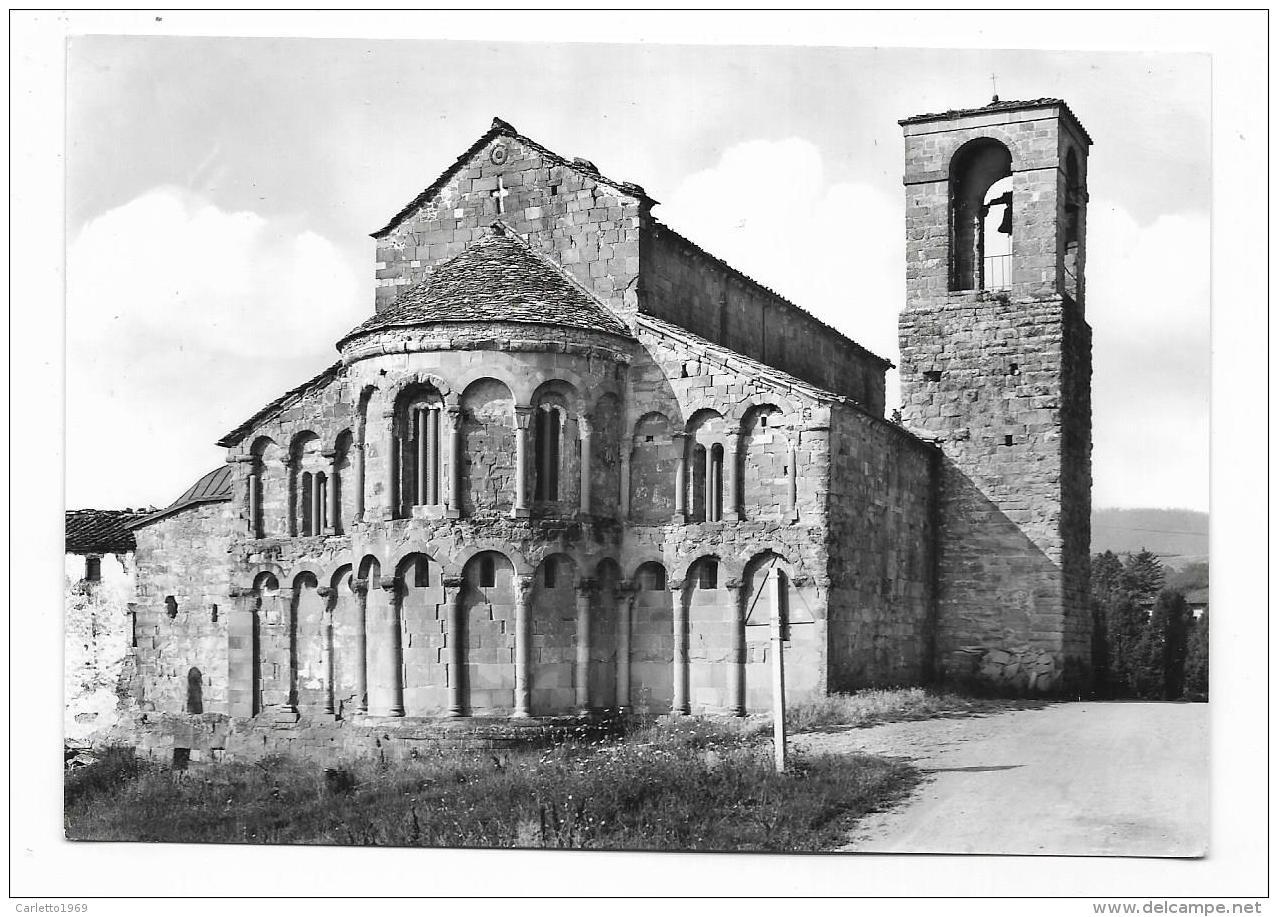 PRATOVECCHIO - CHIESA DI S.PIETRO A ROMENA - NV FG - Arezzo