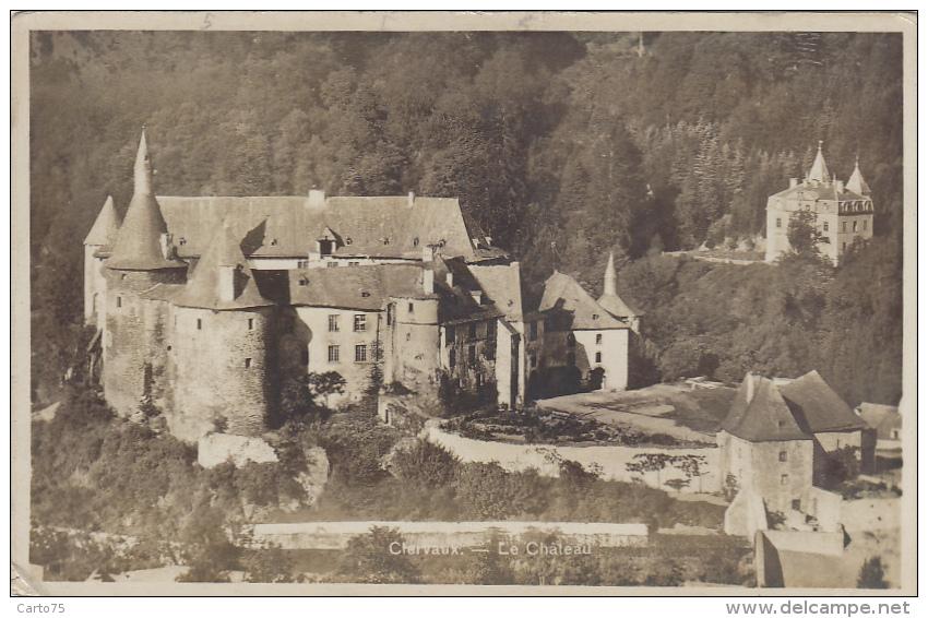 Luxembourg - Clervaux - Le Château - Clervaux