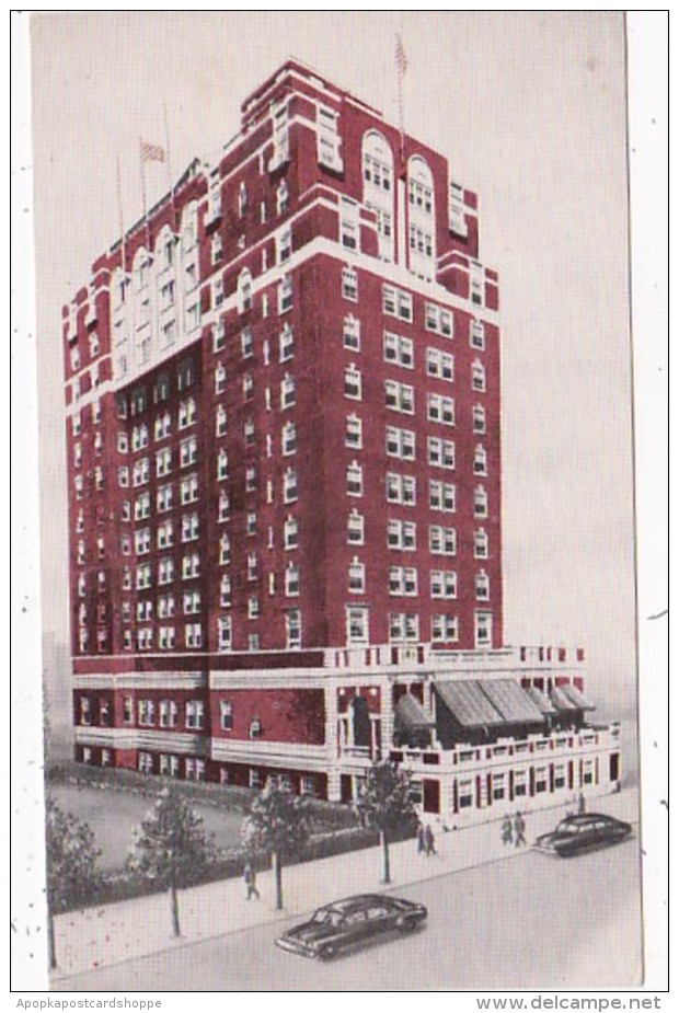 New Jersey Atlantic City Colton Manor 1954