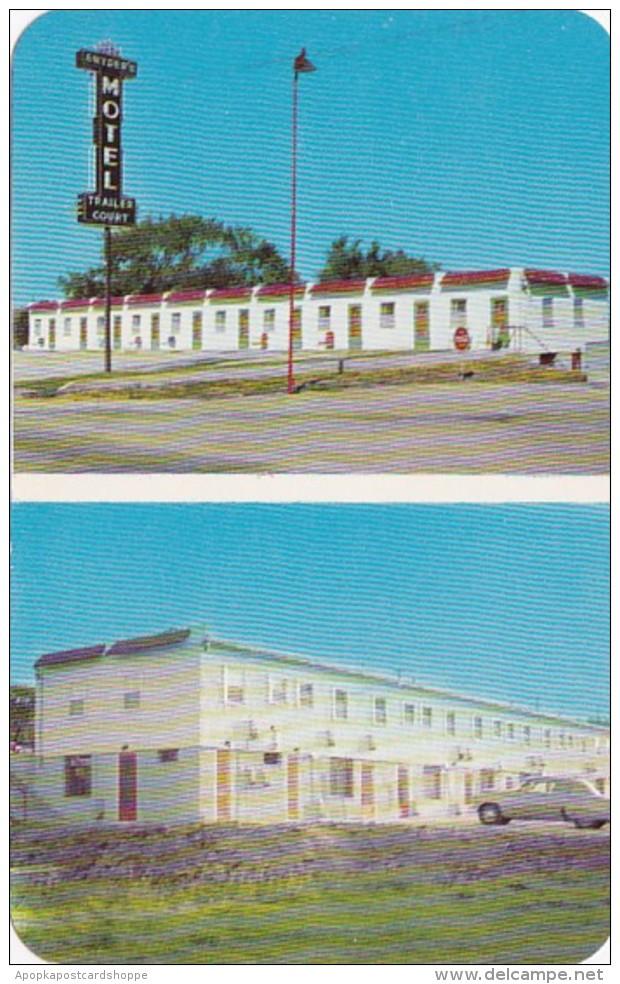 Iowa Atlantic Snyder's Motel