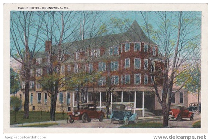Maine Brunswick Eagle Hotel