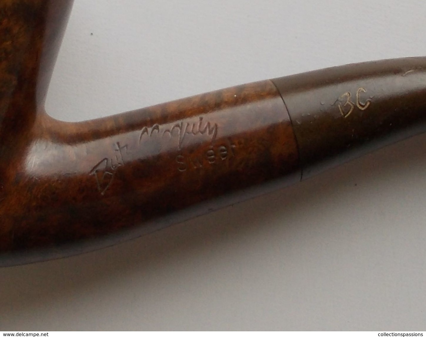 - Ancienne Pipe - Butz Et Choquin - St Claude - - Heather Pipes