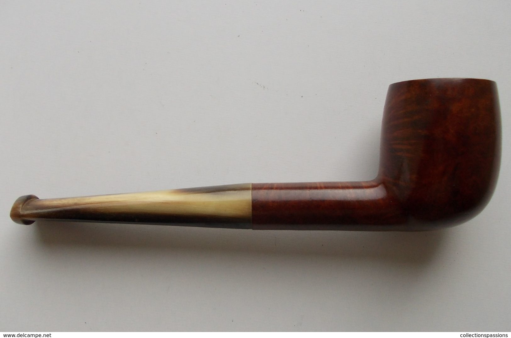 - Ancienne Pipe - Alpina - - Heather Pipes