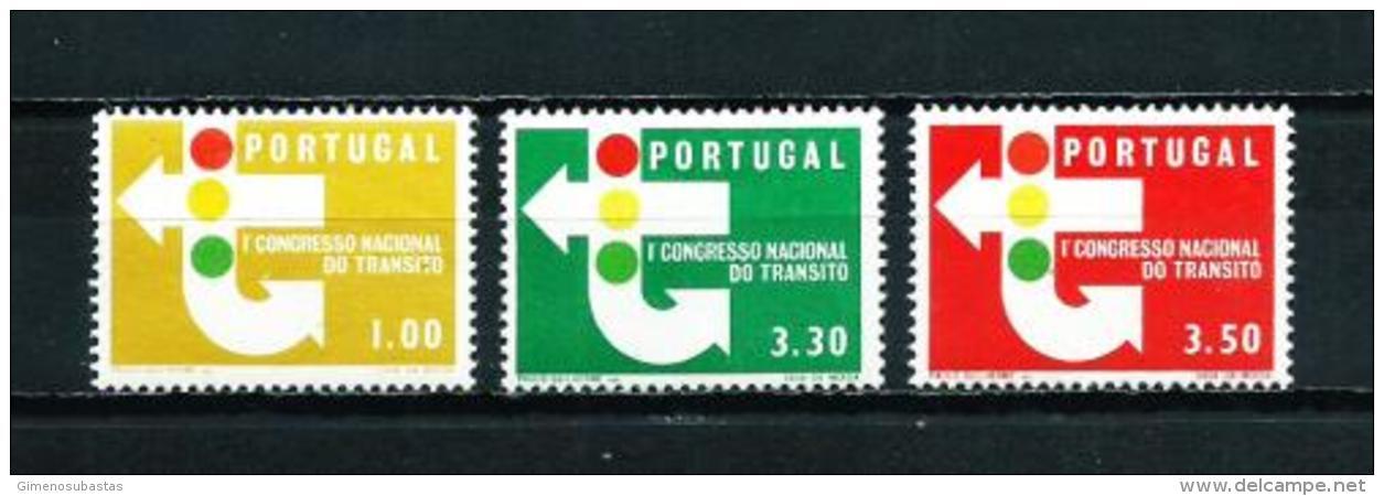 Portugal  Nº Yvert  955/7  En Nuevo - Nuevos