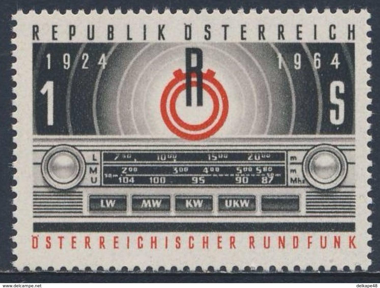Austria Österreich 1964 Mi 1174 YT 1011 ** Radio Receiver Dial / Rundfunk, Autotransistorenempfänger - Telecom