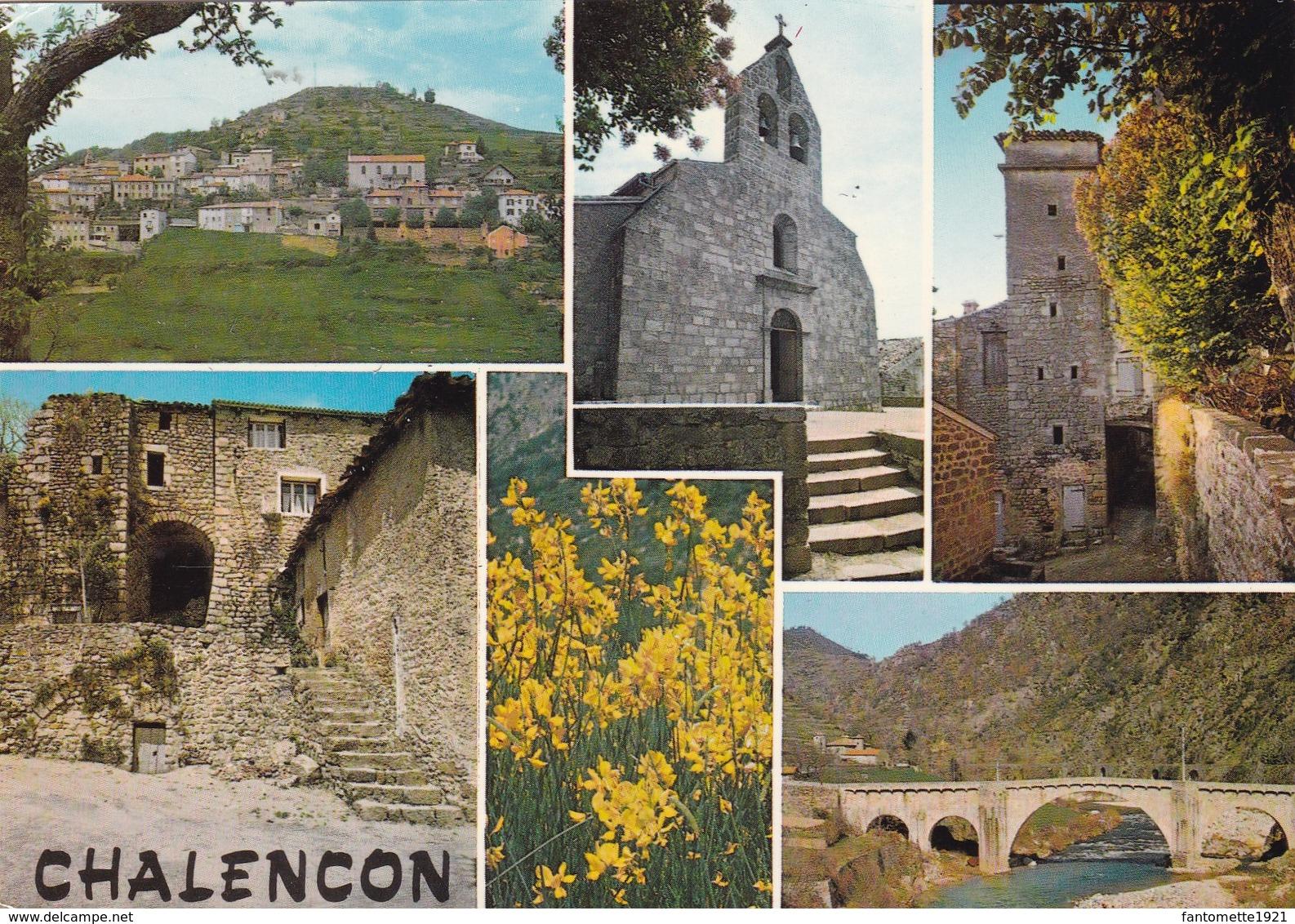 CHALENCON MULTIVUES (dil355) - France