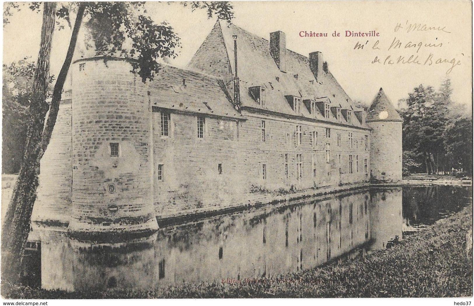Dinteville - Château - Francia