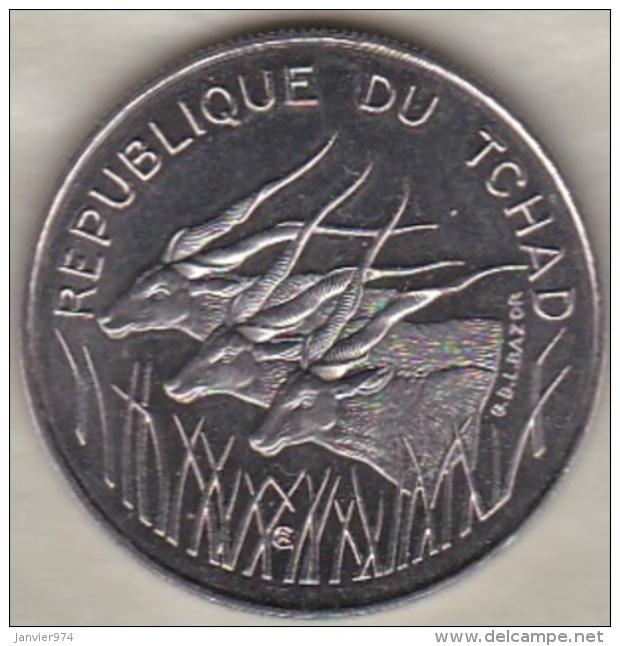 TCHAD 100 FRANCS ESSAI 1971 KM# E 3 - Tchad