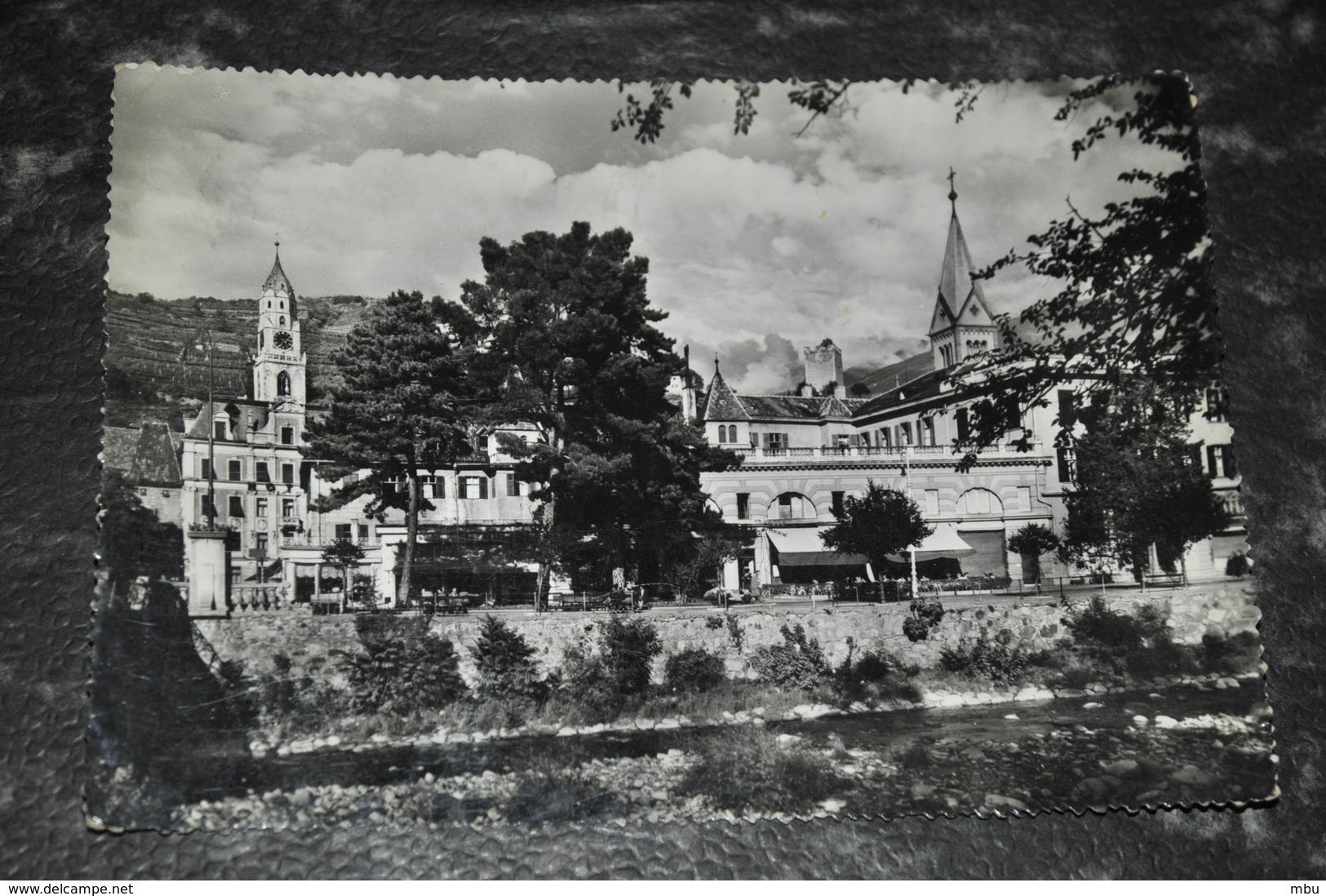 1899    Merano   Panorama   1959 - Bolzano (Bozen)