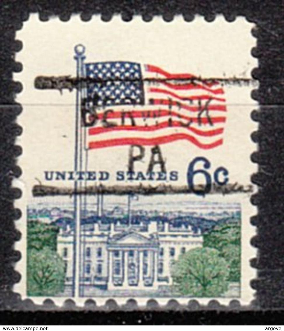 USA Precancel Vorausentwertung Preo, Locals Pennsylvania, Berwick 841 - Vorausentwertungen