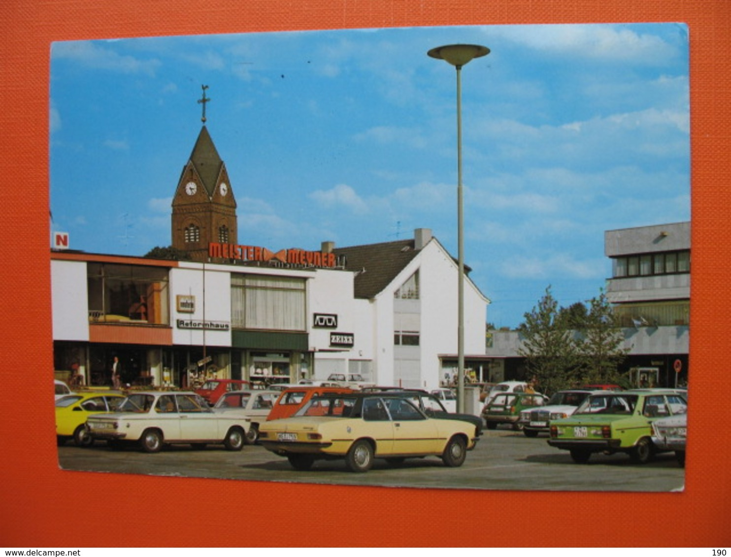 Langenfeld.Markt.Auto - Langenfeld