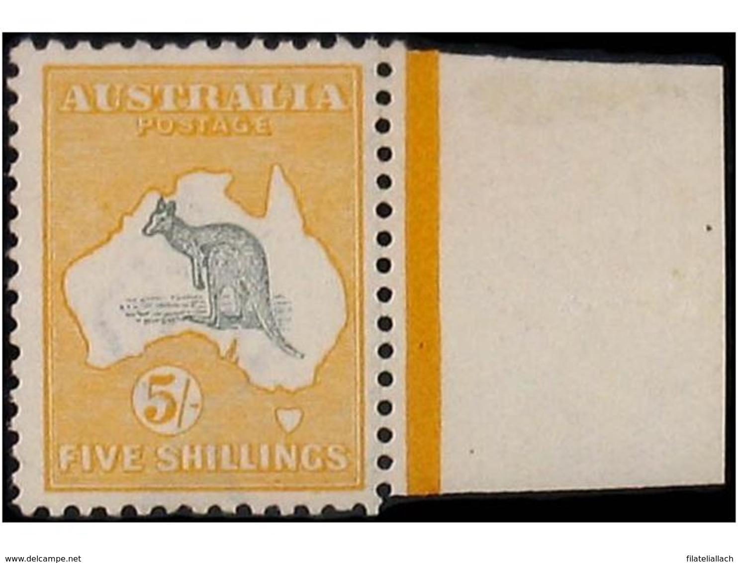 AUSTRALIA - Zonder Classificatie