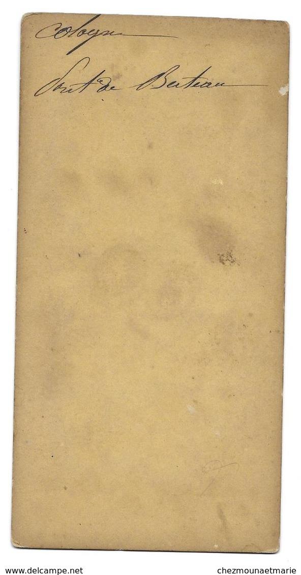 COLOGNE PHOTO STEREO - PONT DE BATEAUX - BORDS DU RHIN - RHEIN GEGEND KOLN - Photos Stéréoscopiques