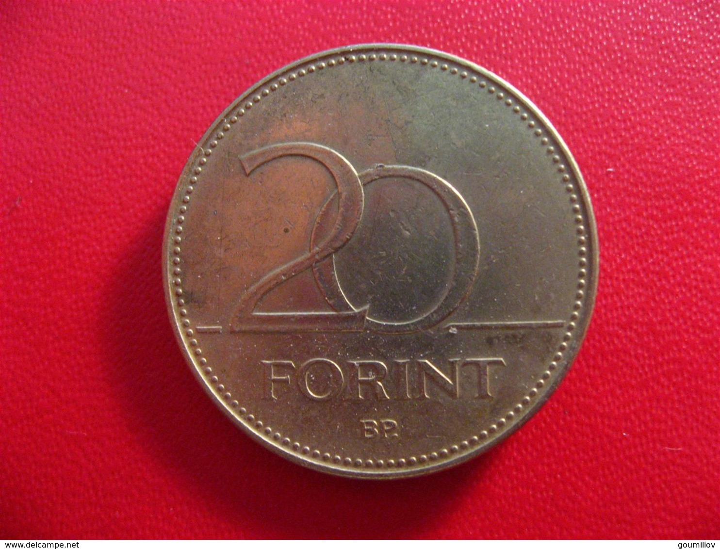 Hongrie - 20 Forint 1994 7505 - Hungary