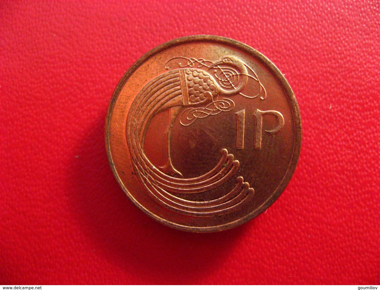 Irlande - 1 Penny 2000 7576 - Ireland