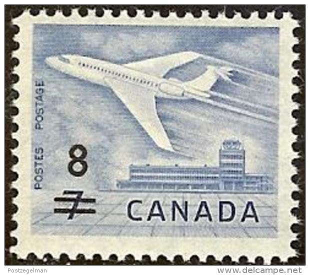 CANADA, 1964, Mint Never Hinged Stamp(s), Jet Airline,  Michel 375, M5524 - 1952-.... Reign Of Elizabeth II
