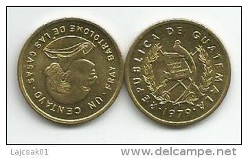 Guatemala 1 Centavo 1979. High Grade - Guatemala