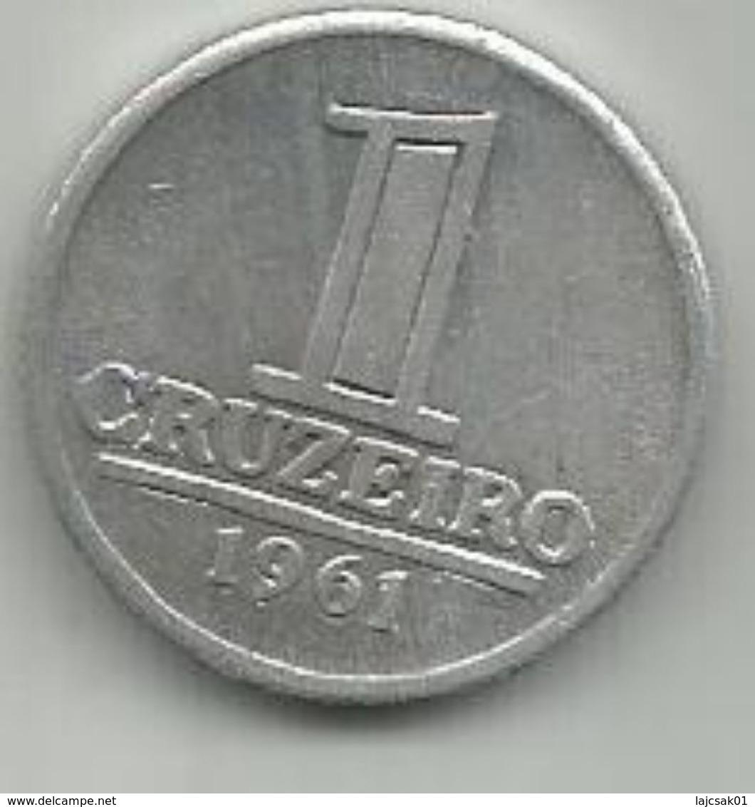 Brazil 1 Cruzeiro 1961. - Brésil
