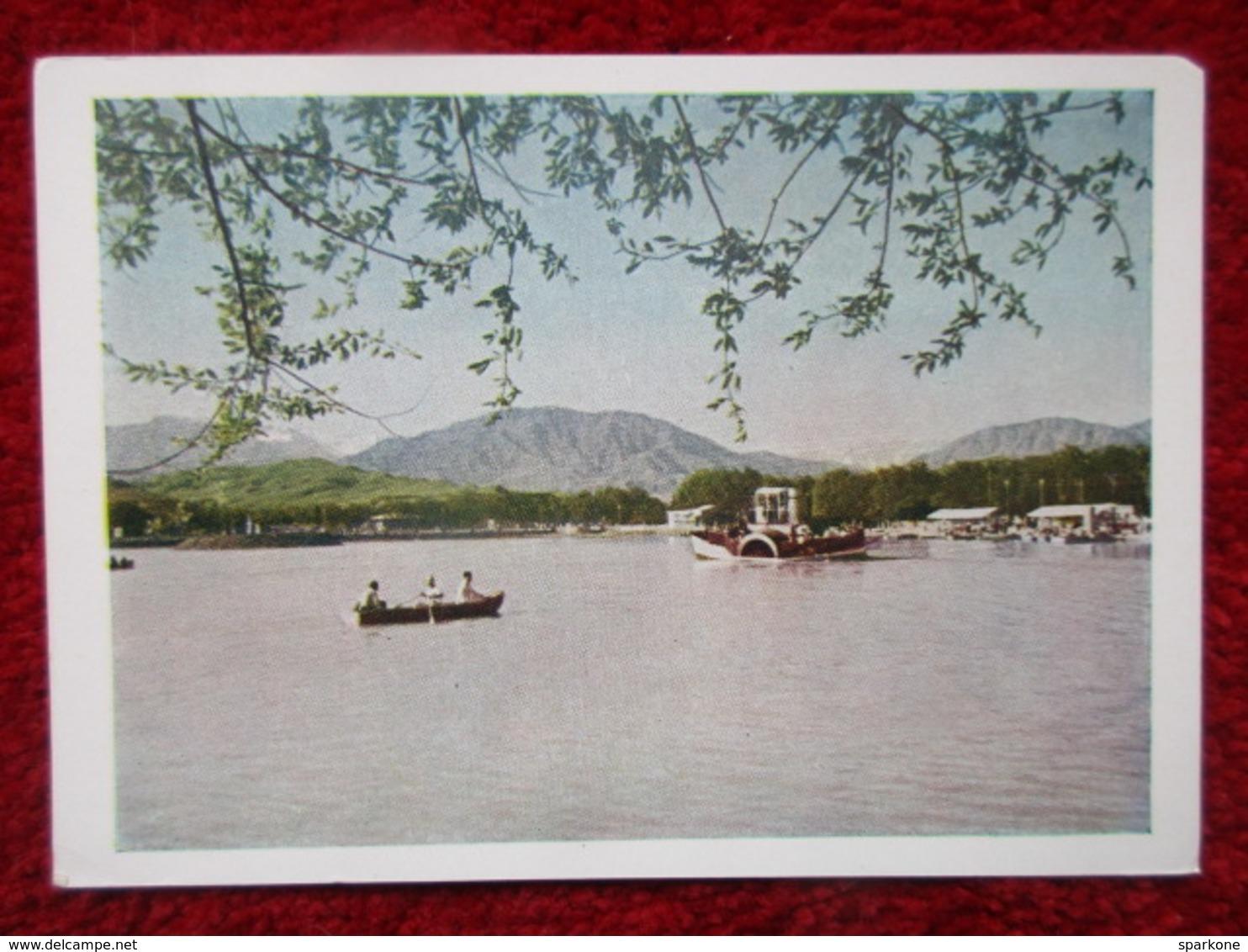 Stalinabad - Lac Komsomolskoé - Tadjikistan